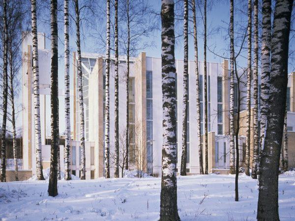 Myyrmäki Church in Vantaa