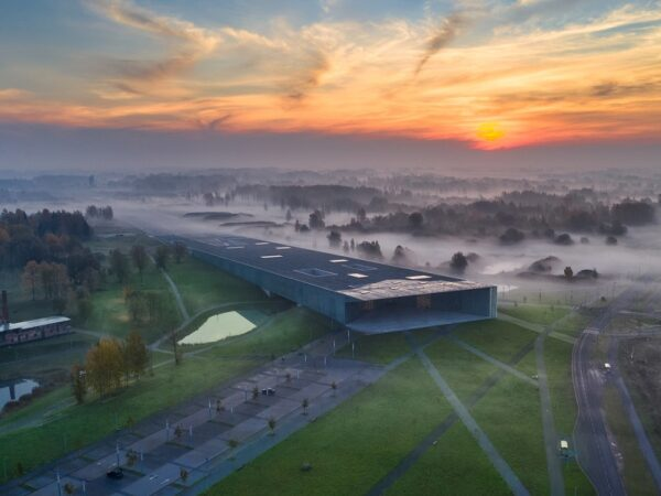 Architectural Lighting and Light Art Festival in Tartu